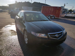 Acura TSX 2004 Luxury package !!!