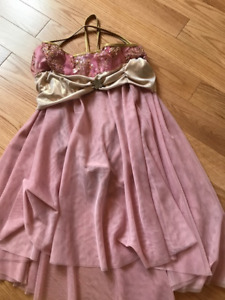 Pink Ballet Costume - Size 8-10