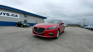 2014 Mazda3 GS-sky + Convenience Package