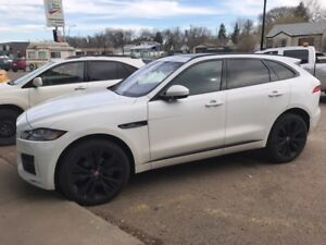 3000CASH BACK Lease transfer 2017 Jaguar F-pace RSport 340HP