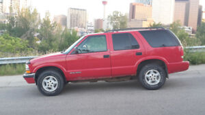 Chevrolet Blazer SUV, Crossover