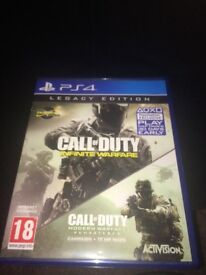 Call of duty Infinite warfare (legacy edition) PS4