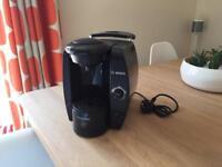 Black Bosch Tassimo coffee machine boxed