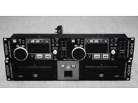 Denon DN-D4500 Dual CD MP3 Player Rack Mount £500