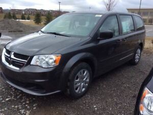 2015 Dodge Caravan CVP - $14300 Safetied and Etested!