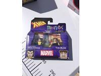 X-Men mini mates Marvel collectibles