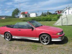 1988 Chevrolet Autre Coupé (2 portes)