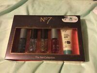 No7 Nail collection
