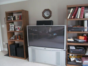 Complete Surround Sound Sound With TV, Receiver and Master Contr