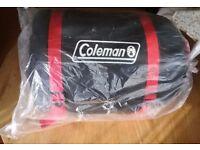 Brand New Coleman Fusion Autumn Mummy Sleeping Bag
