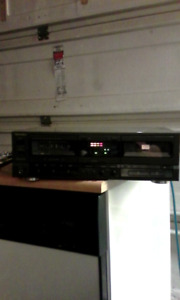 Technics RS-YR155 cassette deck