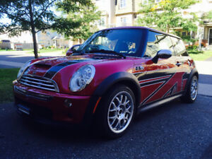 2005 MINI Mini Cooper S S Hatchback