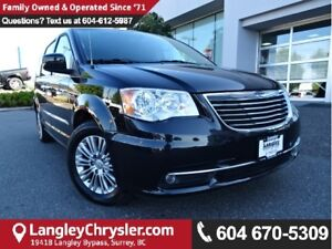 2016 Chrysler Town & Country Touring-L W/DUAL DVD & NAVIGATION