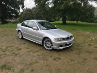 2003 BMW E46 320Ci MSport Coupe