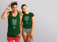 Buy 1 Shirt—Give 1 Meal Campaign (Men's + Women's Tees)