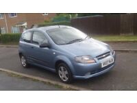 Chevrolet karlos. 1.2. 1 lady owner. Full service history.
