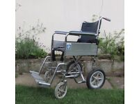 Attendant Propel Everest & Jennings foldable lightweight wheelchair, good condition, made for BOOTS