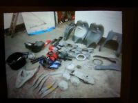 piaggio vespa parts liberty et2 et4 x9 beverly125 parts spares
