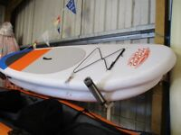 new inflatable paddleboard