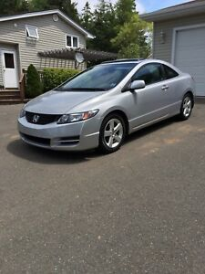 2010 Honda Civic Coupe LOW KMS