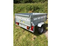 LARGE GALVANISED UTILITY CAMPING TRAILER £175