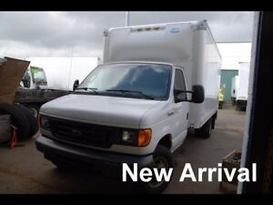 2007 Ford E-Series Chassis