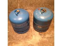 Camping Gaz cylinders