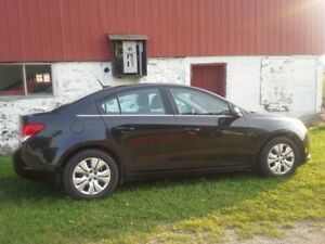 Reduced! 2013 Chevrolet Cruze Certified