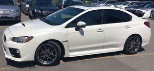 2016 Subaru WRX STI Sport Tech