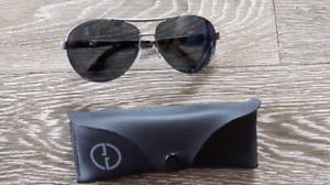 sunglasses 3.75 power with box