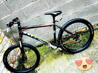 Cross Country bicycle