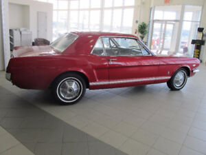 1965 Ford Mustang Coupe (2 door)