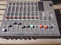 Sony MXP-210 Studio Broadcast Recording Sidecar Mixer w/ Direct Outs Like Alice Mixer Good Preamps