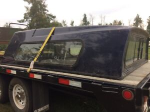 Used chev long box canopy