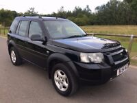 2004 Land Rover Freelander TD4 Turbo diesel 4x4 looks and drives great