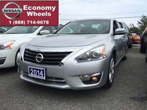 2014 Nissan Altima 2.5 SL / LOW KM / ONE OWNER