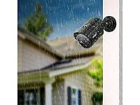 Professional 4 camera Home security system