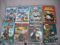 Selection of dvds - excellent condition