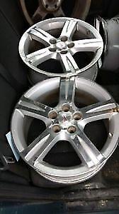 Pontiac Alloy Rims