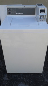 Huebsch Washer & Dryer