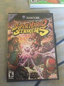 Super Mario strikers for gamecube