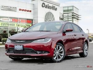 2016 Chrysler 200 S   DEMO   BLOWOUT PRICING   OPEN SUNDAYS 12PM