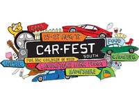 CarFest South 2017 with Camping tickets