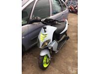 1 off Piaggio nrg 125cc 2009