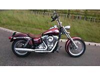 Harley Superglide Custom - 103 Conversion