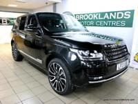 Land Rover Range Rover 3.0 TDV6 VOGUE AUTO 4WD [4X SERVICES and HUGE SPEC]