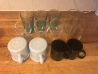 Glassware set £8 or best offer
