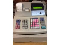 Sharp Cash Register XE A303 with 4 keys + 20 new till rolls