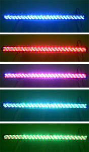 1 Meter Long RGB Wall Washer Party Light!  On Sale!
