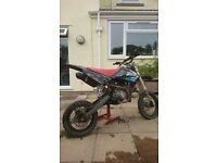 2014 CRF70 WPB PITBIKE X160cc - NEED GONE TODAY